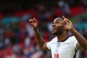 Nhất bảng D, tuyển Anh 'va vào đá tảng' ở vòng 1/8 EURO 2020