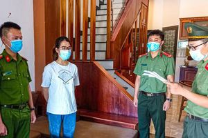 Bắt giam nữ phiên dịch trong đường dây đưa chuyên gia 'dởm' vào Đà Nẵng