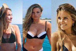 Top 10 nàng WAGs nóng bỏng nhất của đội tuyển Bồ Đào Nha và Pháp