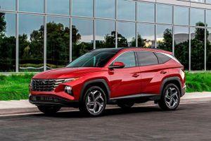 Top 10 xe SUV hybrid tốt nhất năm 2021: Hyundai Tucson đứng đầu