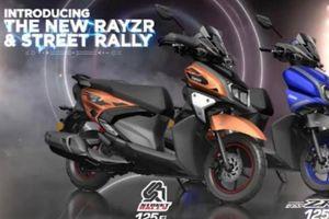 Lộ diện xe tay ga Yamaha Ray ZR Hybrid hoàn toàn mới