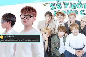 Nam ca sĩ VPop bị tố đạo nhái BTS lên tiếng xin lỗi nhưng V-ARMY vẫn không phục?