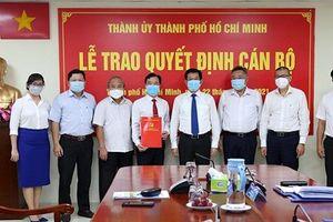 Đảng bộ Tổng Công ty Điện lực TP. Hồ Chí Minh (EVNHCMC): Tổ chức Lễ trao quyết định cán bộ