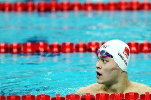 'Siêu kình ngư' Sun Yang bị cấm thi đấu 4 năm, hết cơ hội dự Olympic Tokyo