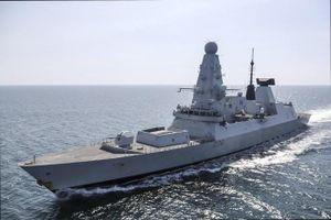 Nga cảnh cáo Anh 'không khiêu khích ở Biển Đen'