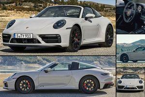 Porsche 911 GTS 2022 giảm tới 25kg nhờ gói độ Lightweight Design