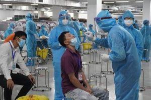 Thanh Hóa phải hết sức lưu tâm phòng chống dịch Covid-19 trong khu công nghiệp