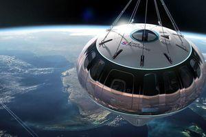 Khinh khí cầu đưa du khách lên không gian với chi phí 125.000 USD