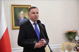 Ba Lan tuyên bố rút quân khỏi Afghanistan trước cuối tháng 6