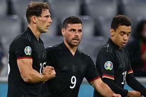 ĐT Đức chật vật qua vòng bảng EURO 2020: Cỗ máy không hoàn hảo