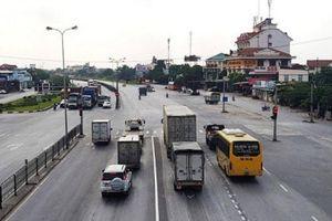 Chính phủ đồng ý cho Hải Phòng đầu tư nút giao khác mức trên Quốc lộ 5