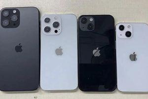 Mô hình iPhone 13 mới nhất vừa được hé lộ