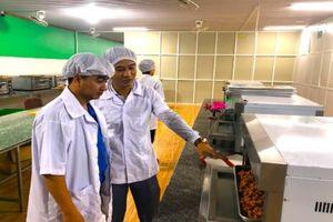 Hàng chục sản phẩm từ hạt điều Bình Phước được gắn '4 sao'