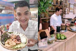 Sao Việt mở quán ăn bị chê đắt 'cắt cổ': Mạc Văn Khoa - Trường Giang đều có mặt