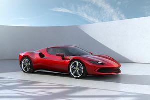 Ferrari 296 GTB ra mắt với sự trở lại của động cơ V6 sau 50 năm