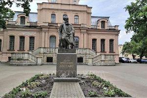 Thăm Đại học Thể dục thể thao lâu đời nhất nước Nga