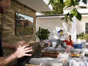 Samsung The Terrace là TV đầu tiên nhận chứng nhận hiệu suất hiển thị ngoài trời của UL