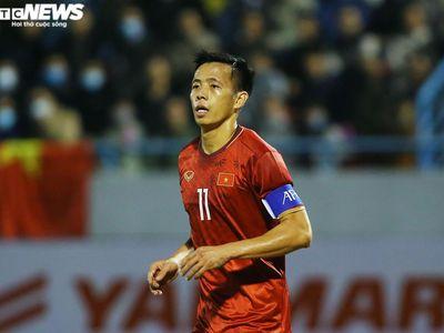 Màn thể hiện ấn tượng ở Cẩm Phả cho thấy Văn Quyết đã sẵn sàng trở lại cạnh tranh chỗ đứng ở tuyển Việt Nam.