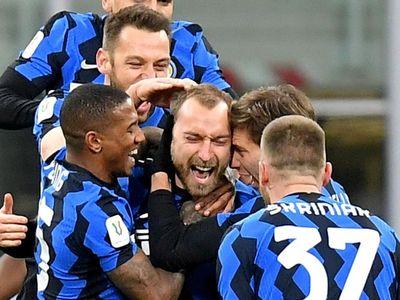 Thời gian gắn bó tưởng chừng là ác mộng của Eriksen tại Inter có thể sẽ đảo ngược hoàn toàn sau cú sút phạt tung lưới AC Milan rạng sáng 27/1 (giờ Hà Nội).