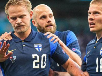 Bàn thắng duy nhất của Pohjanpalo đã giúp Phần Lan đánh bại Đan Mạch, tạo ra bất ngờ đầu tiên tại EURO 2020.