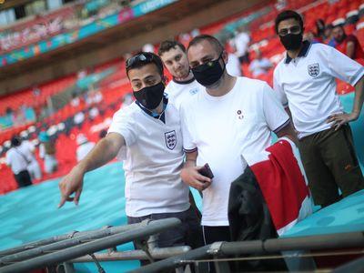 Sự cố xảy ra ở trận đấu thuộc bảng D VCK Euro 2020 giữa tuyển Anh và Croatia tối 13/6.