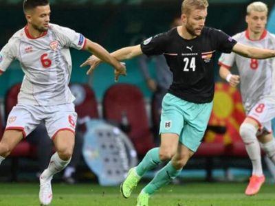 Đội tuyển Áo có trận thắng hoành tráng 3-1 trước Bắc Macedonia trong ngày ra quân tại EURO 2020.