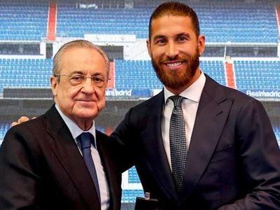 Chủ tịch Real Madrid tiết lộ quan điểm sau cuộc chia tay với HLV Zinedine Zidane và đội trưởng Sergio Ramos trong mùa chuyển nhượng hè.