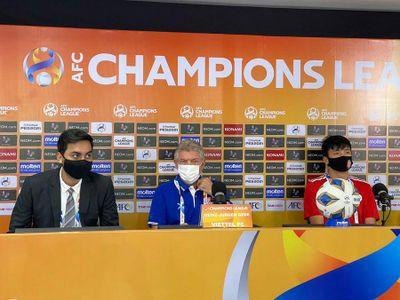 HLV Jurgen Gede khẳng định, Viettel có sự chuẩn bị tốt và sẵn sàng cho trận ra quân gặp ĐKVĐ Ulsan Hyundai FC, vòng bảng Champions League 2021.