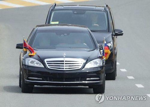 Báo Mỹ khơi lại nghi vấn nguồn cung Mercedes bọc thép cho Triều Tiên