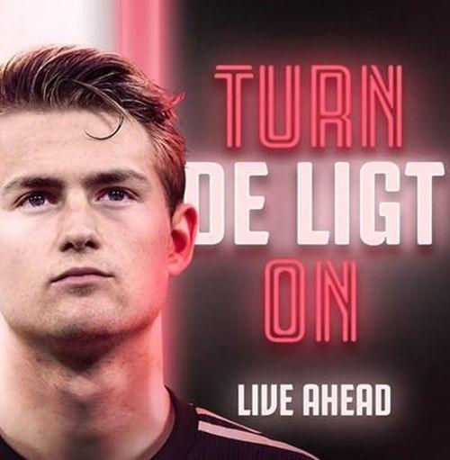 Ngôi sao sáng giá De Ligt chính thức ra mắt Juventus