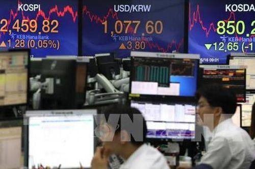 Chứng khoán Nhật Bản ghi nhận mức giảm lớn nhất trong gần bốn tháng