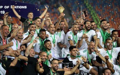 Algeria lần thứ hai vô địch châu Phi sau gần ba thập kỷ chờ đợi