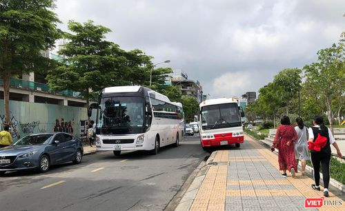 Chấn chỉnh giao thông, Đà Nẵng hạn chế thời gian dừng đỗ xe tại một số khu vực trung tâm