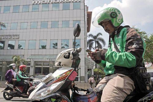Grab và Gojek 'đại chiến' thị trường giao đồ ăn Đông Nam Á