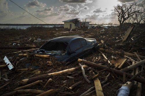 Khoảng 2.500 người ở Bahamas vẫn mất tích sau bão Dorian