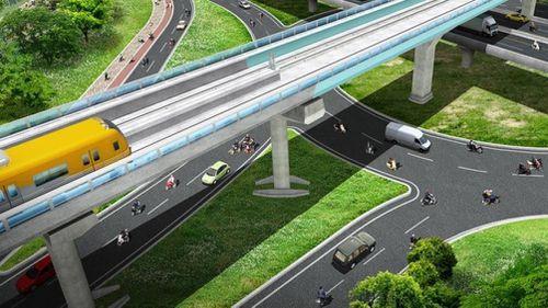 Chuyên gia lý giải tàu Nhổn - ga Hà Nội thiết kế 80km/h, chỉ chạy 35km/h