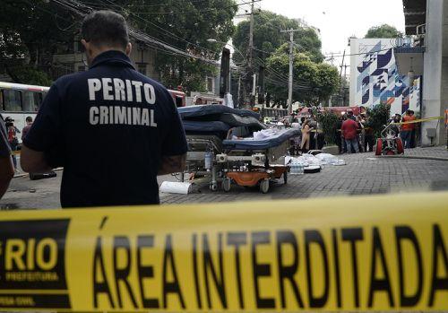 Brazil xác định nguyên nhân cháy bệnh viện khiến 11 người thiệt mạng