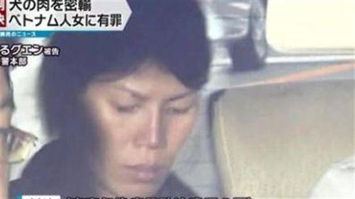 Phạt tù người Việt vì mang 60 kg thịt chó sang Nhật