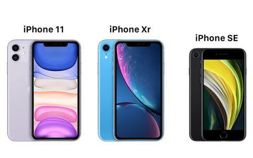 Đặt lên bàn cân so sánh ba chiếc iPhone giá tốt nhất của Apple hiện tại