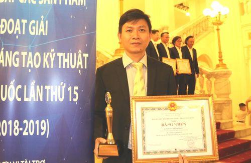 Giải pháp của BSR đạt giải Ba Hội thi Sáng tạo Kỹ thuật toàn quốc lần thứ 15