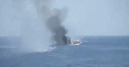 NÓNG: Iran chính thức đáp trả vụ Mỹ bắt giữ 4 tàu dầu cùng lượng nhiên liệu khổng lồ