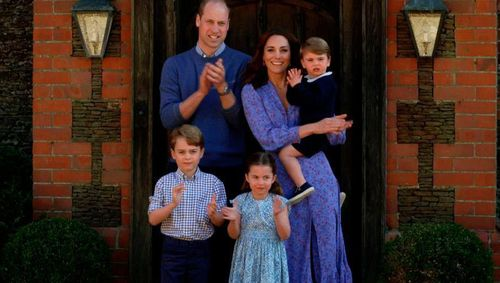 Là cha mẹ mẫu mực, nhưng vợ chồng Hoàng tử William không có quyền giám hộ đối với các con