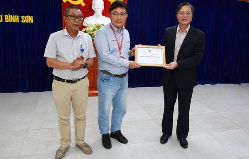 BSR khen thưởng các nhà thầu nước ngoài tại BDTT lần 4