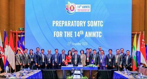 ASEAN đánh giá cao công tác chuẩn bị hội nghị AMMTC 14 của Việt Nam