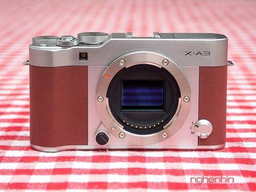 Đánh giá Fujifilm X-A3: dễ dùng nhưng còn trễ