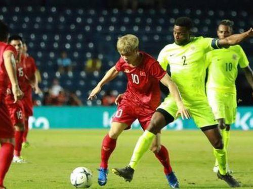 HLV đội tuyển Curacao: 'Tôi rất ấn tượng với số 10 Công Phượng'