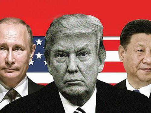 Nga-Trung xích lại gần nhau tạo nên cơn ác mộng đối với Mỹ?