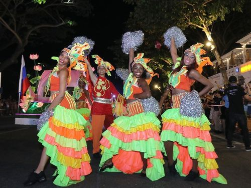 Đà Nẵng bùng nổ với các vũ điệu carnival đường phố tối 23/6