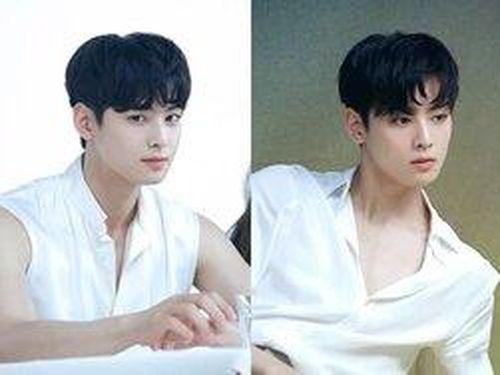 Hoàng tử Cha Eun Woo (ASTRO) quyến rũ, đẹp không góc chết trong ảnh quảng bá phim 'Rookie Historian Goo Hae Ryung'