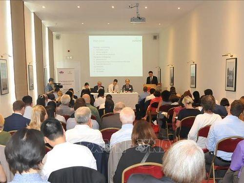 Việt Nam - EU tăng cường quan hệ đầu tư và thương mại